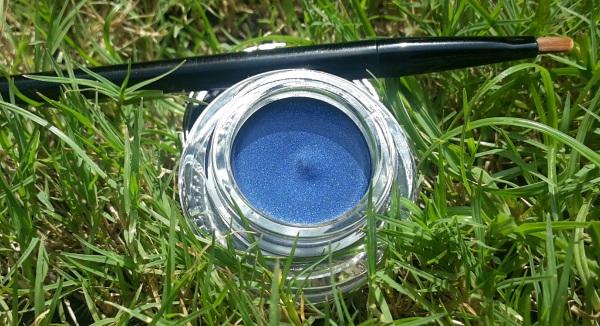 L'oreal Paris Super Liner Gel Intenza- Royal Blue Review, EOTD