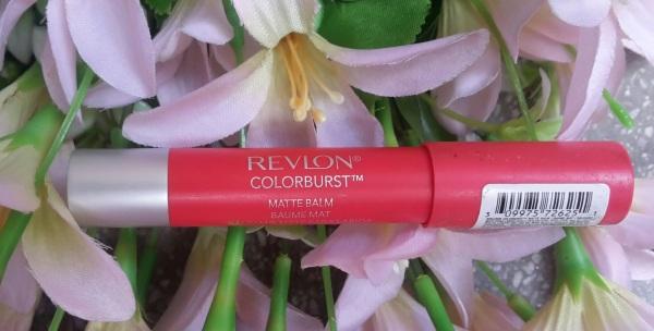 Revlon Colorburst Matte Balm- Unapologetic Review