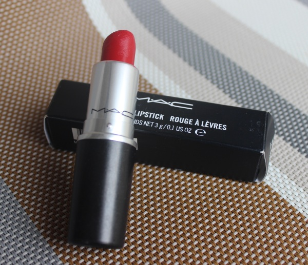 MAC Retro Matte Lipstick Review