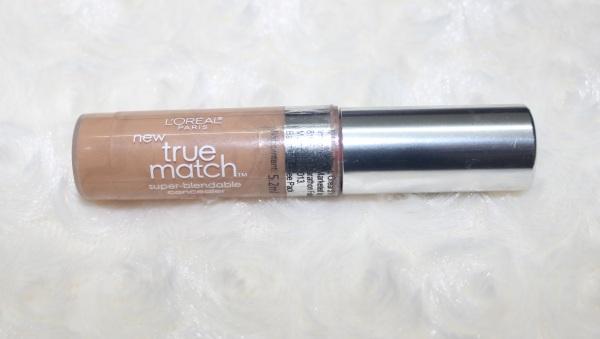 L'oreal Paris True Match Super Blendable Concealer Review