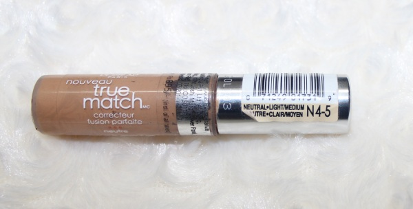L'oreal Paris True Match Super Blendable Concealer Review, EOTD