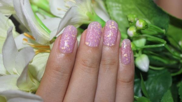 Maybelline Color Show Go Graffiti- Lucky Lavender
