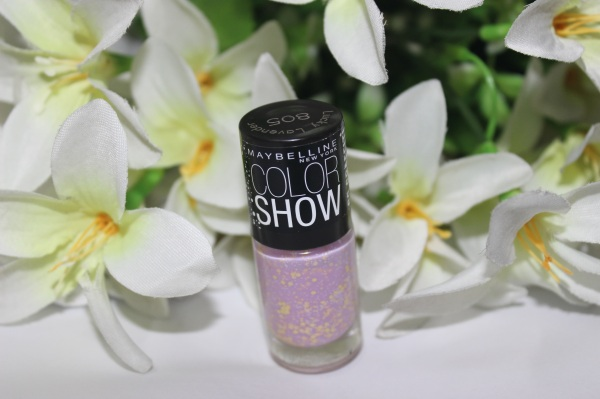 Maybelline Color Show Go Graffiti- Lucky Lavender
