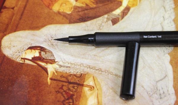 Johara Cosmetics Expert Pen Eyeliner Review