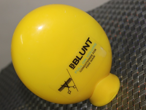 BBlunt Full On Volume Conditioner for Fine Hair Review
