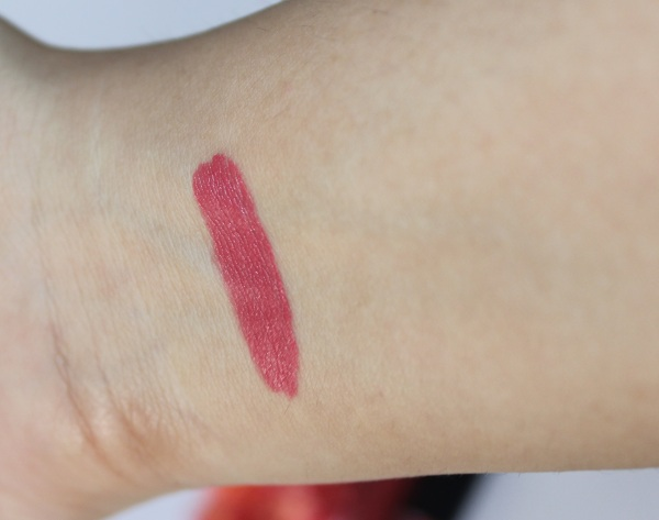 NYX Soft Matte Lip Cream in Sao Paulo Review
