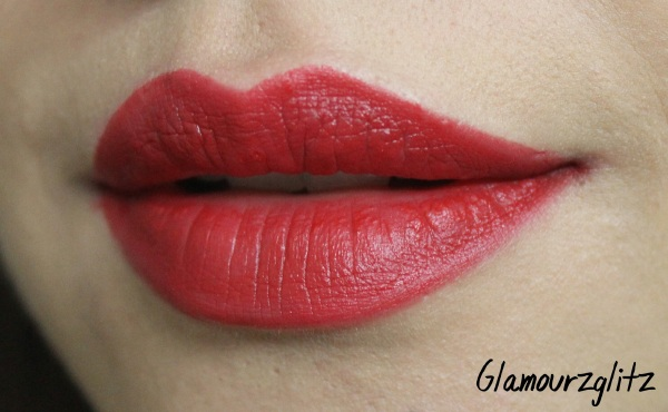 Lakme 9 to 5 Matte Lipstick- Read Coat-7
