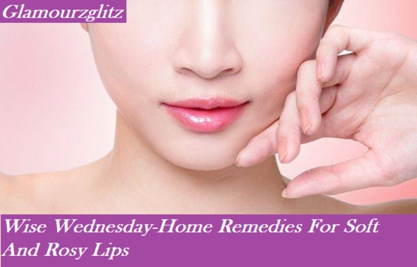 Cover- home remedies for pink lips