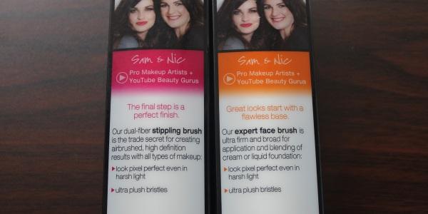 Expert Face Brush V/s Stippling Brush