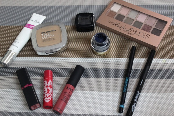 September Favorites- Makeup