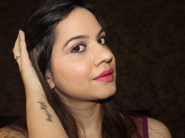 NYX Soft Matte Lip Cream in Sao Paulo Review